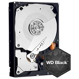 WD Black 500GB [WD5003AZEX] - Hdd Internal Sata 3.5 Inch